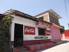 Un Coca à Petatlán