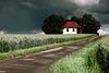 Das Gewitter ist vorbei - The thunderstorm is over