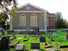 st lawrence, little stanmore, middlesex