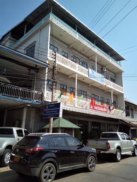Ministère des finances / National treasury (Laos)