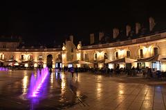 place de l hôtel de ville Dijon