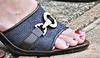 nice toes in aerosoles heels
