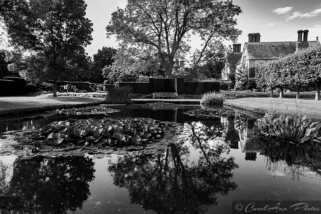 Batemans garden reflections