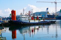 Okpo Harbour