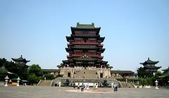 滕王阁   Tengwang pavilion