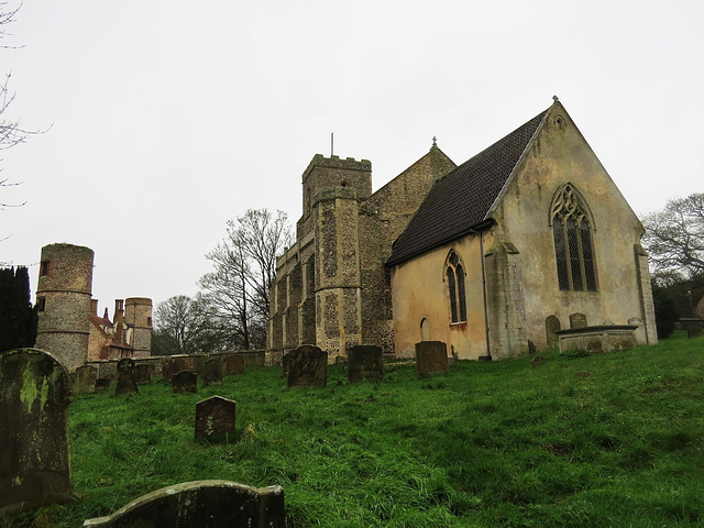 stiffkey church, norfolk