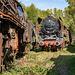 Krupp - steam locomotive 44.177