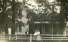 Home of Bert and Fanny, July 21, 1912