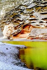 El Golfo - Lagune . ©UdoSm