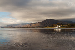 The Corran Point Lighthouse