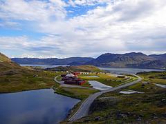 Magerøya, auf dem Weg zum Nordkap