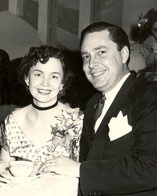 Carl and Alice, c.1952
