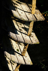 Limburg - Detail of an old Watermill