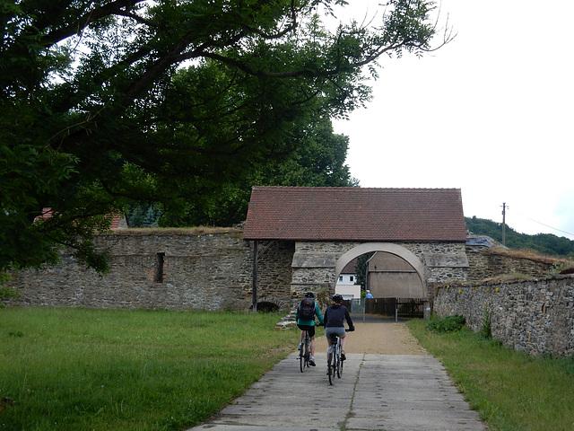 11 Pfingstbesuch im Kloster Altzella bei Nossen