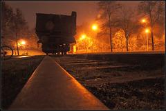 The Last Coalwagon