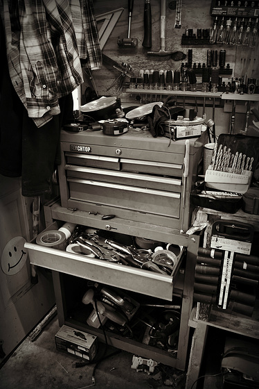 A Toolbox With Character...