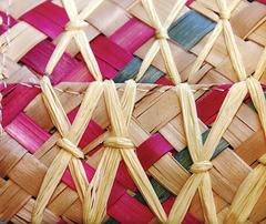 Portuguese wicker basketwork