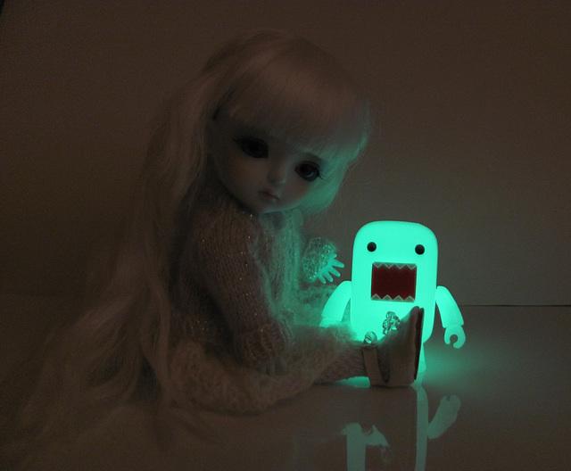Kuura and Spooky
