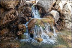Wasserrauschen am Rio Matarrana