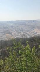 Ausbeutung unserer Erde - im Tagebau Hambach