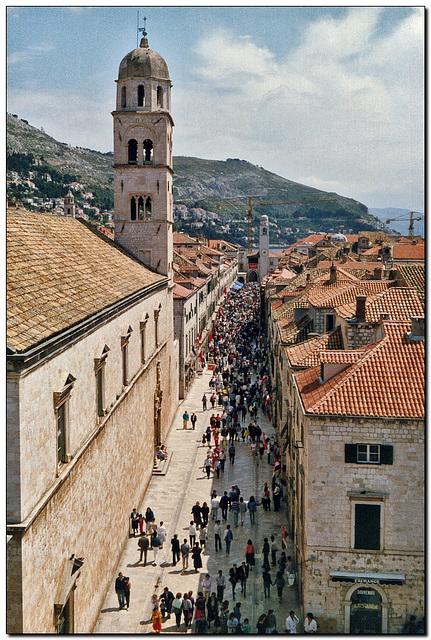 "Dubrovnik ""Stradun"""