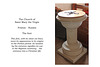St Mary the Virgin Friston - The font - 20.2.2019