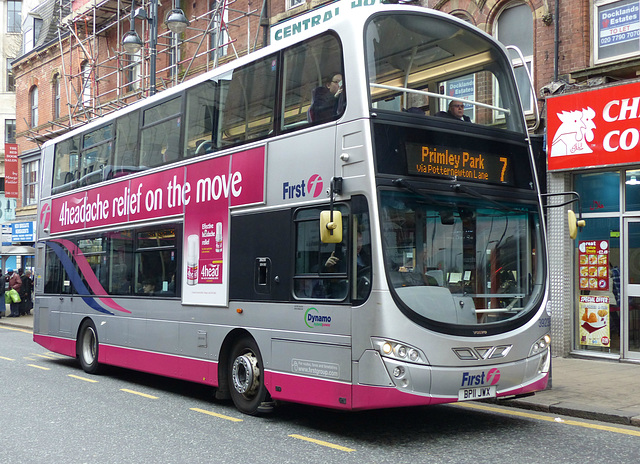 Buses around Leeds (8) - 24 March 2016