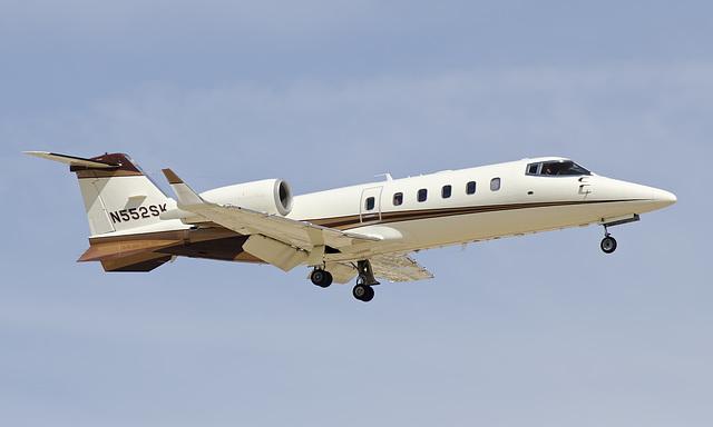 Gates LearJet 60 N552SK