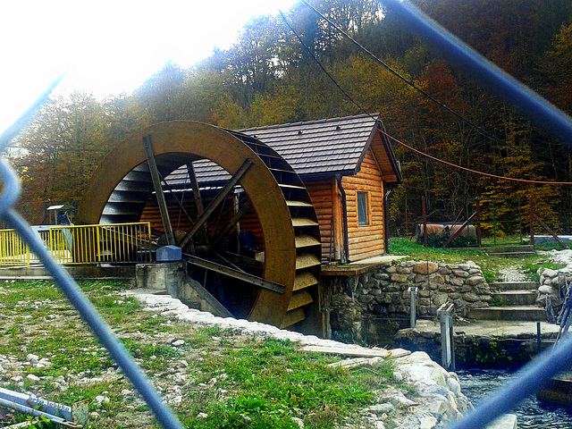 Quaint mill