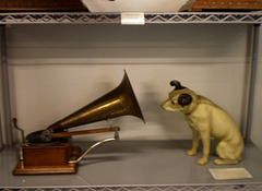 Gramophone Berliner (U.S.A., 1900).