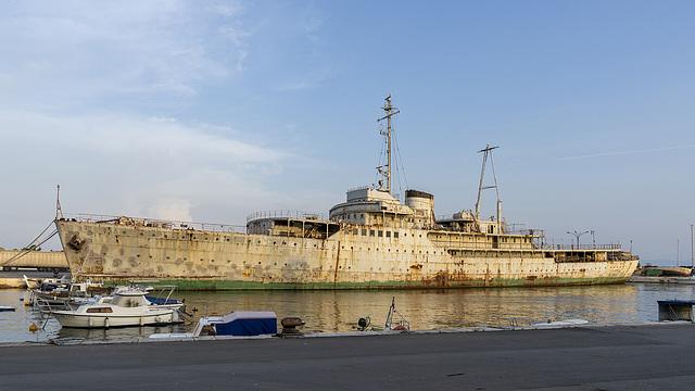 the presidential yacht Galeb - 1