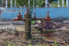 hydrant with a history