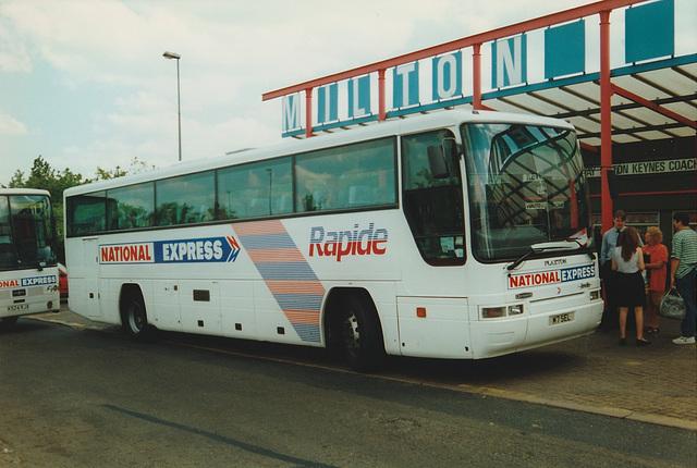 Selwyns Travel M7 SEL at Milton Keynes Coachway