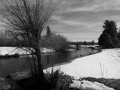 Wood River at Fort Klamath