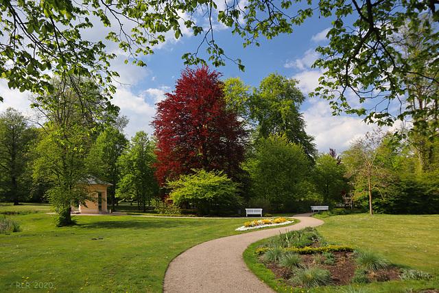Ludwigslust, Schlosspark
