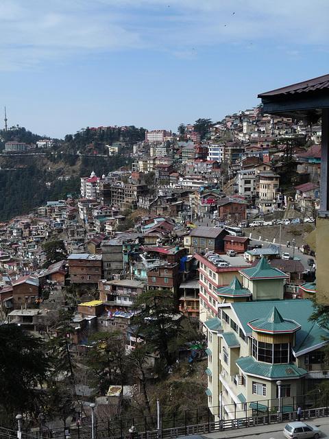Shimla Townscape