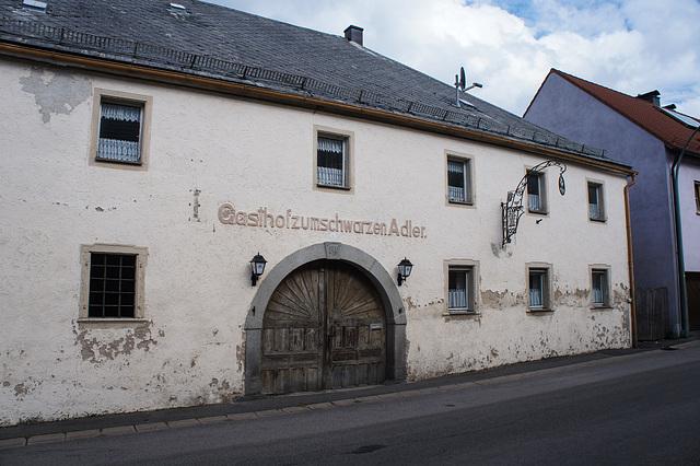 Waldthurn, gleich nebem dem Ortszentrum