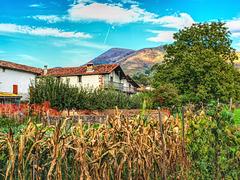 Bozate,  Valle de Baztan,  Navarra .