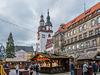 Weihnachtsmarkt auf dem Chemnitzer Neumarkt