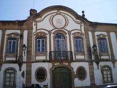 Barahona Palace.