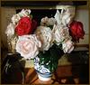 Rosen aus dem Garten,die duften