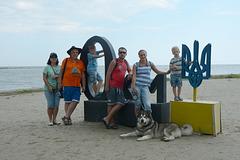 Моя большая семья в устье Дуная / My big family at the mouth of the Danube