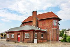 Wittenberge, Museums-Stellwerk Wm