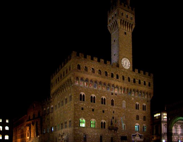 IT - Florence - Palazzo Vecchio