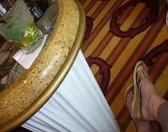 Pieds et Mojito / Feet and Mojito
