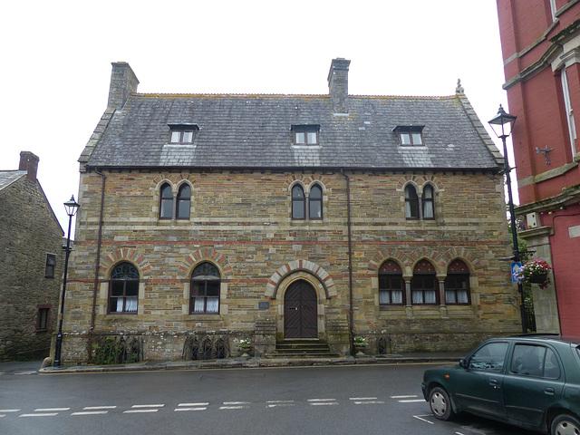 Bank House, St Columb Major - 16 July 2017