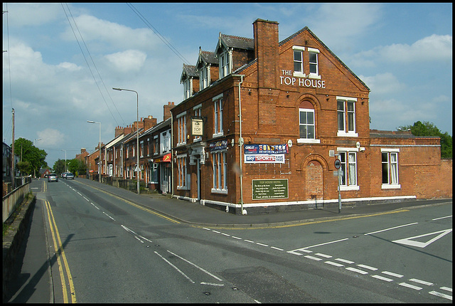The Top House at Winsford
