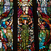 Walter Crane Stained Glass, Holy Trinity Church, Kingston upon Hull, East Riding of Yorkshire