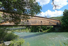 USA - California, Bridgeport Covered Bridge