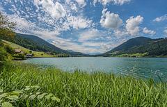 Le lac d'Aegeri (Ct de Zoug)